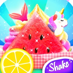 Unicorn Chef: Ice Foods Games