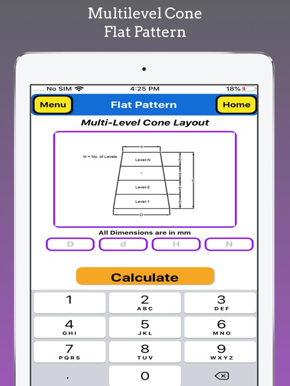 Flat Pattern Pro screenshot 15