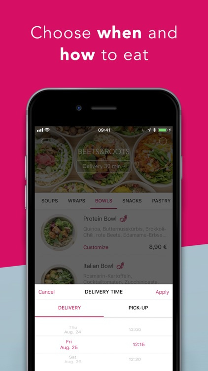 foodora - Local Food Delivery screenshot-2