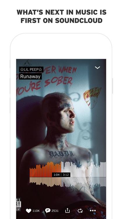 SoundCloud - Music & Audio screenshot-4