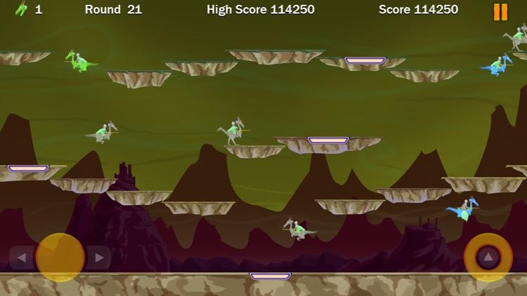 Knights on Dragons screenshot-4