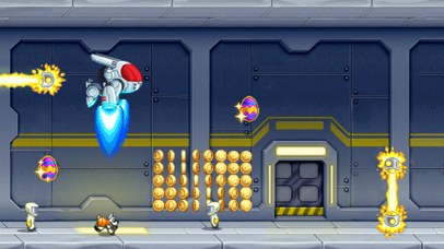 Jetpack Joyride Screenshot on iOS