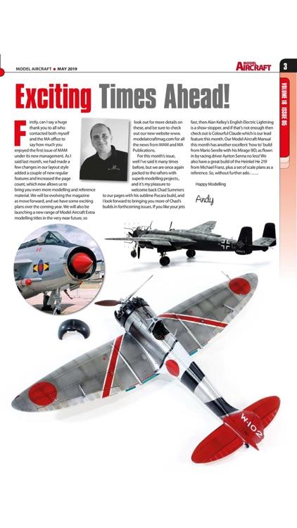 Model Aircraft Magazine