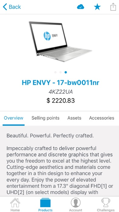 Download HP Sales Central for Pc