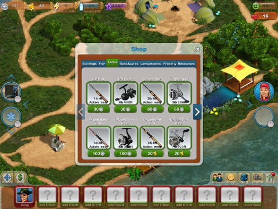 Fishing Paradise 3D Free + screenshot