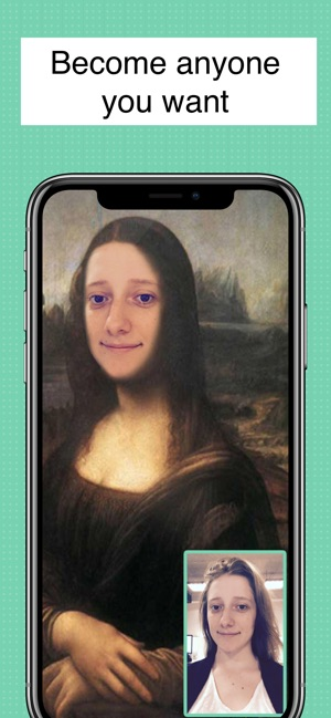 Place My Face ™ on the App Store