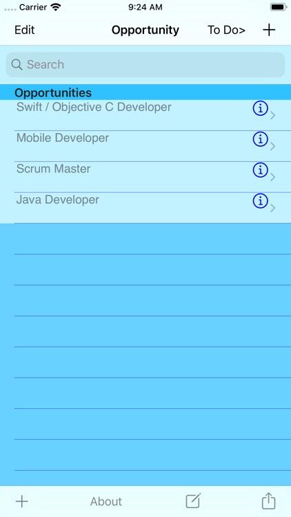 Job Hunt Pro screenshot-0