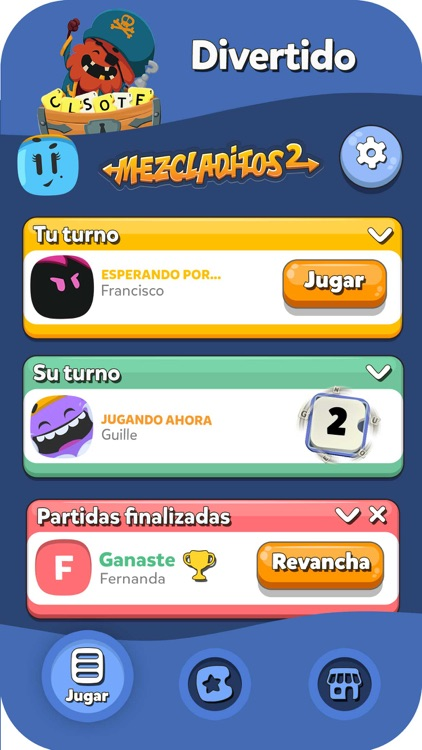 Mezcladitos 2 screenshot-1