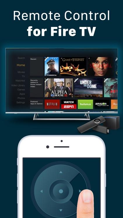 Fire App - Fire Stick Remote screenshot-0