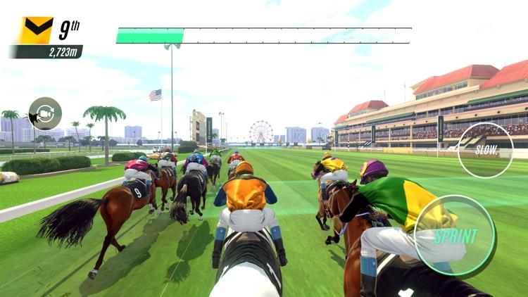 Rival Stars Horse Racing screenshot-5