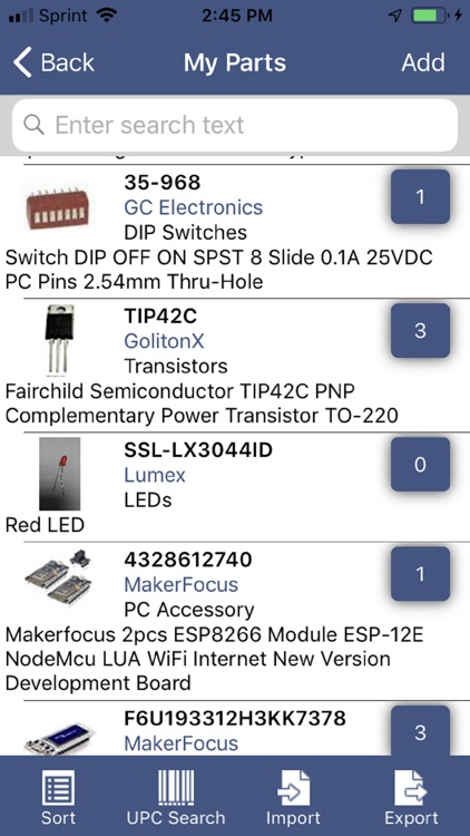My Parts Chest screenshot-3