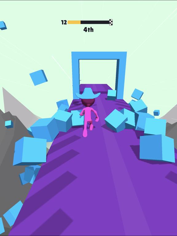 Fall Race 3D screenshot 12