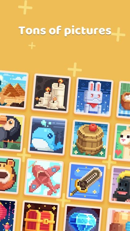 Nonogram - picture puzzle screenshot-4