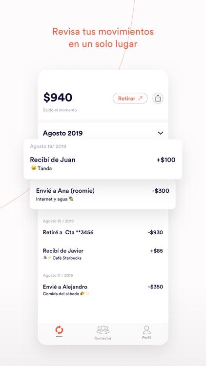 Enso — Envía y recibe dinero screenshot-4