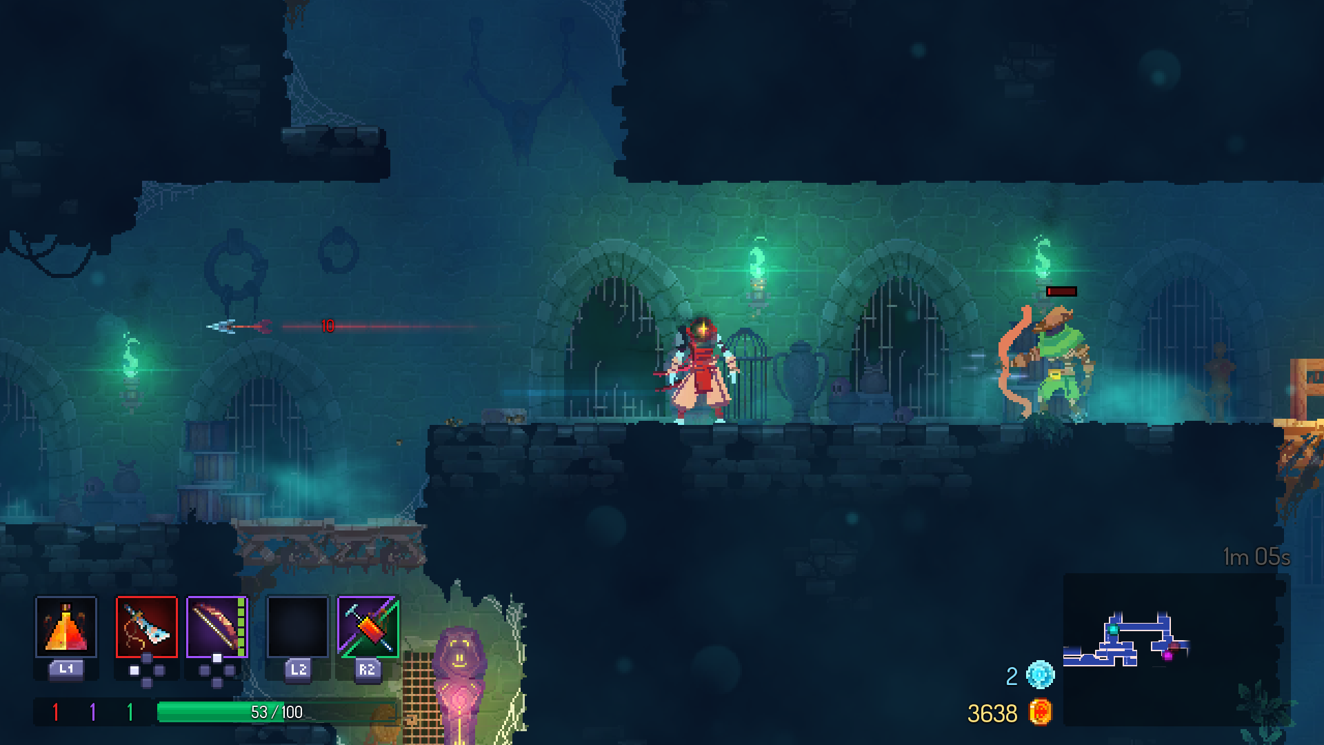 Dead Cells screenshot 12