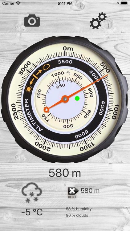 altimeter professional screenshot-3