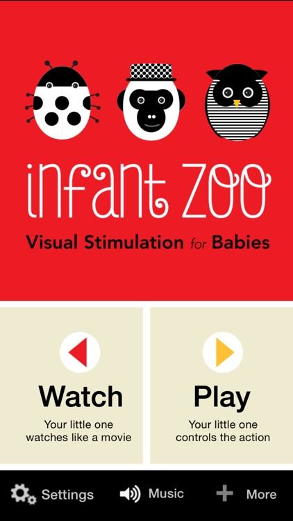 Infant Zoo: Sounds For Baby
