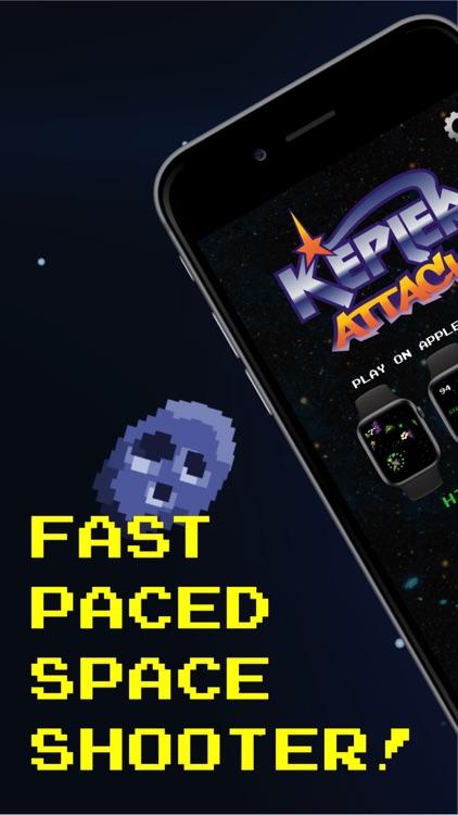Kepler Attack screenshot-0