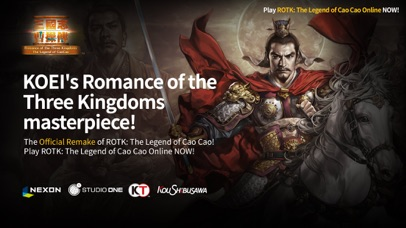 ROTK The Legend of CaoCao for Windows