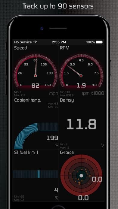 Shift OBD Complete Screenshots