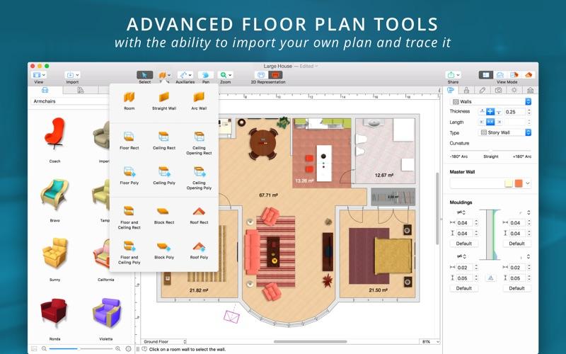 Live Home 3D Pro - Home Design