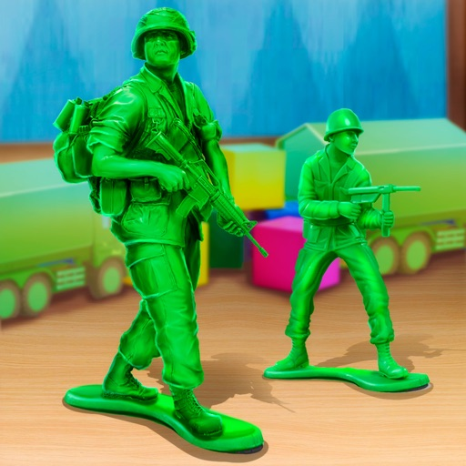Toy Army Men Soldiers War