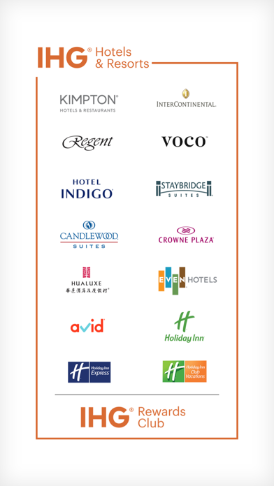 Download IHG® - Hotel booking & rewards for Pc