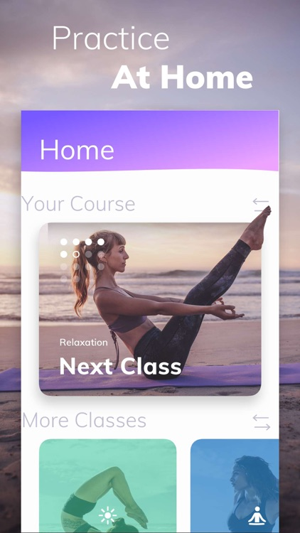 Yoga: Poses and Moves at Home screenshot-1