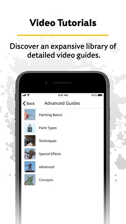 Citadel Colour: The App screenshot-4