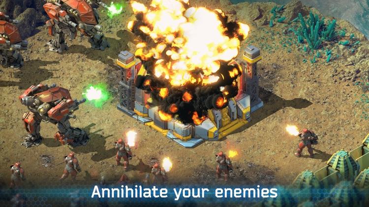 Battle for the Galaxy War Game screenshot-6