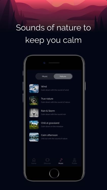 Focusly: Guided Meditation App screenshot-5