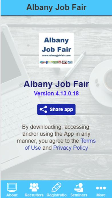 点击获取Albany Job Fair