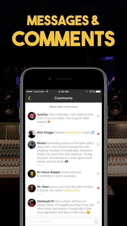 RapFame - Rap Recording Studio screenshot-6