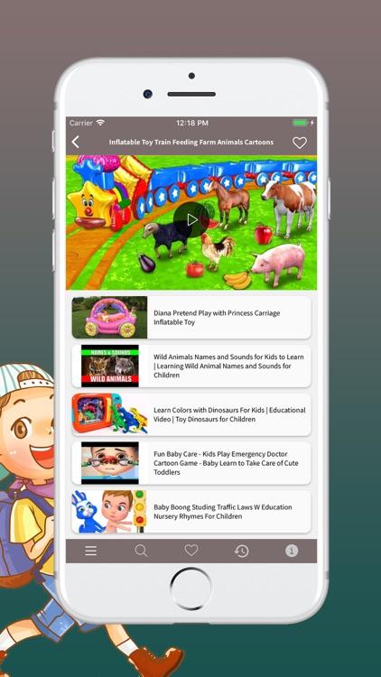 Nursery Rhymes Kids Video Tube By Jignesh Dobariya