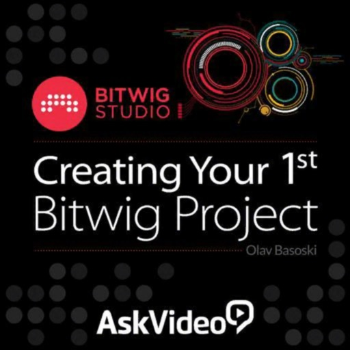 Your 1st Bitwig Project Course