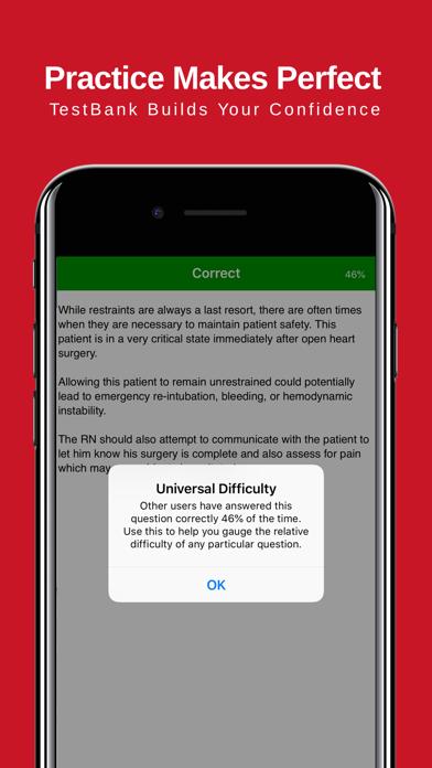 Nursing TestBank by Allen Prep Screenshot