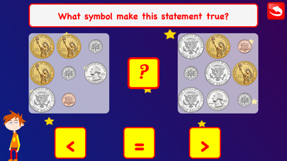 Coins Math Learning Games Kids 5