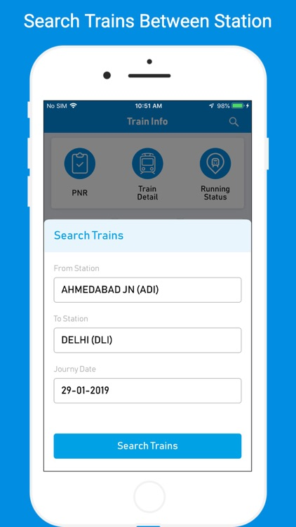 My Train Info - IRCTC & PNR screenshot-3