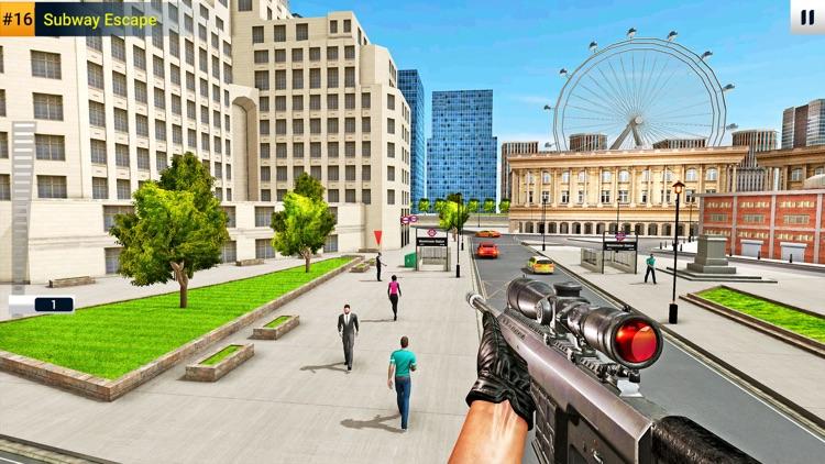 Sniper Kill - Shooting Game screenshot-3