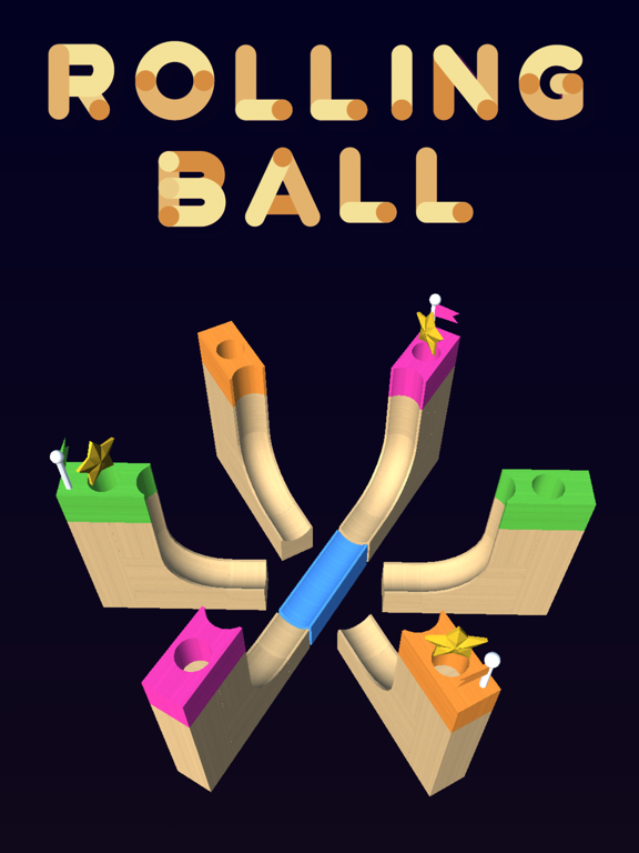 RollBall !!! screenshot 4