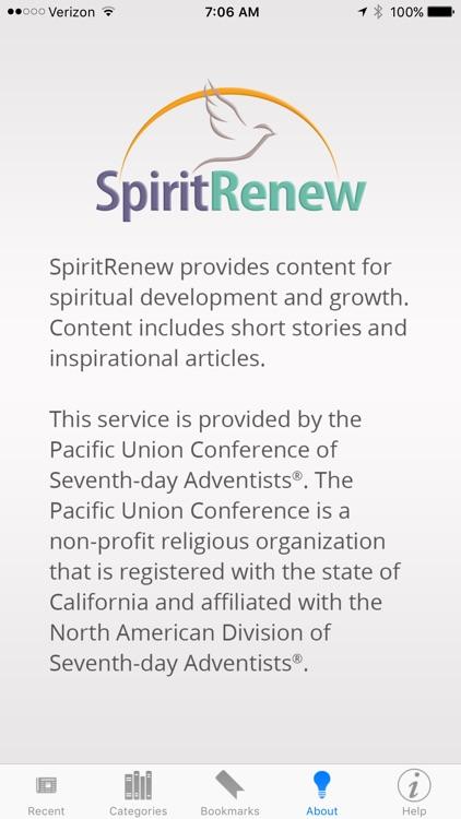 SpiritRenew