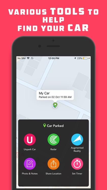 Find My Car - Car Locator Pro screenshot-2