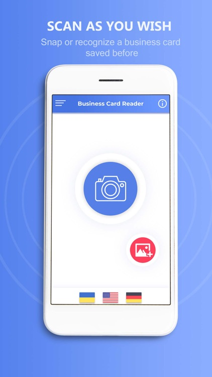 Biz Card Reader for Insightly