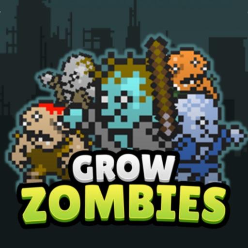 Grow Zombie inc - Merge Zombie