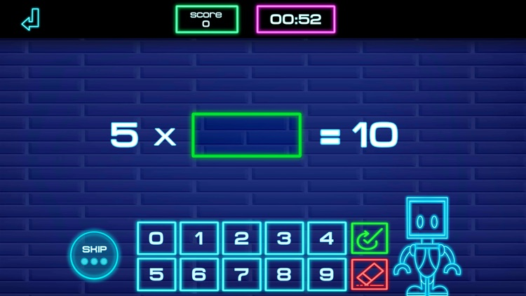 Math-E learn the times tables screenshot-4