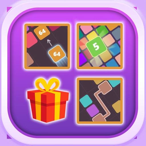 Puzzle Box: Drop Blocks Deluxe