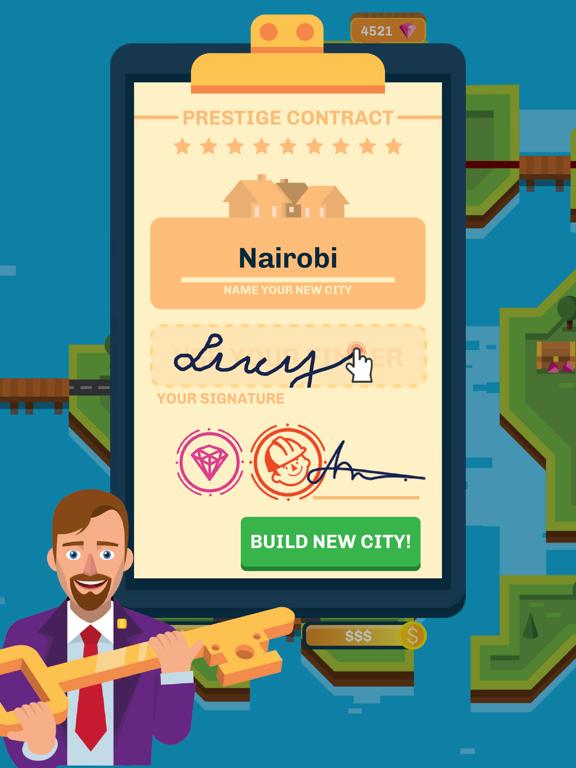 Skyward City: Urban Tycoonのおすすめ画像5