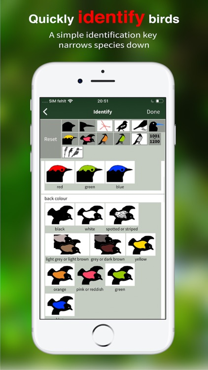 All Birds Colombia field guide screenshot-9
