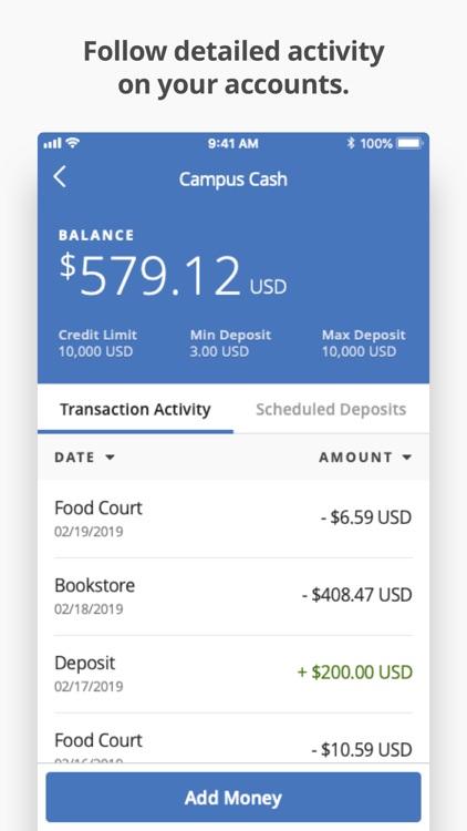 eAccounts Mobile