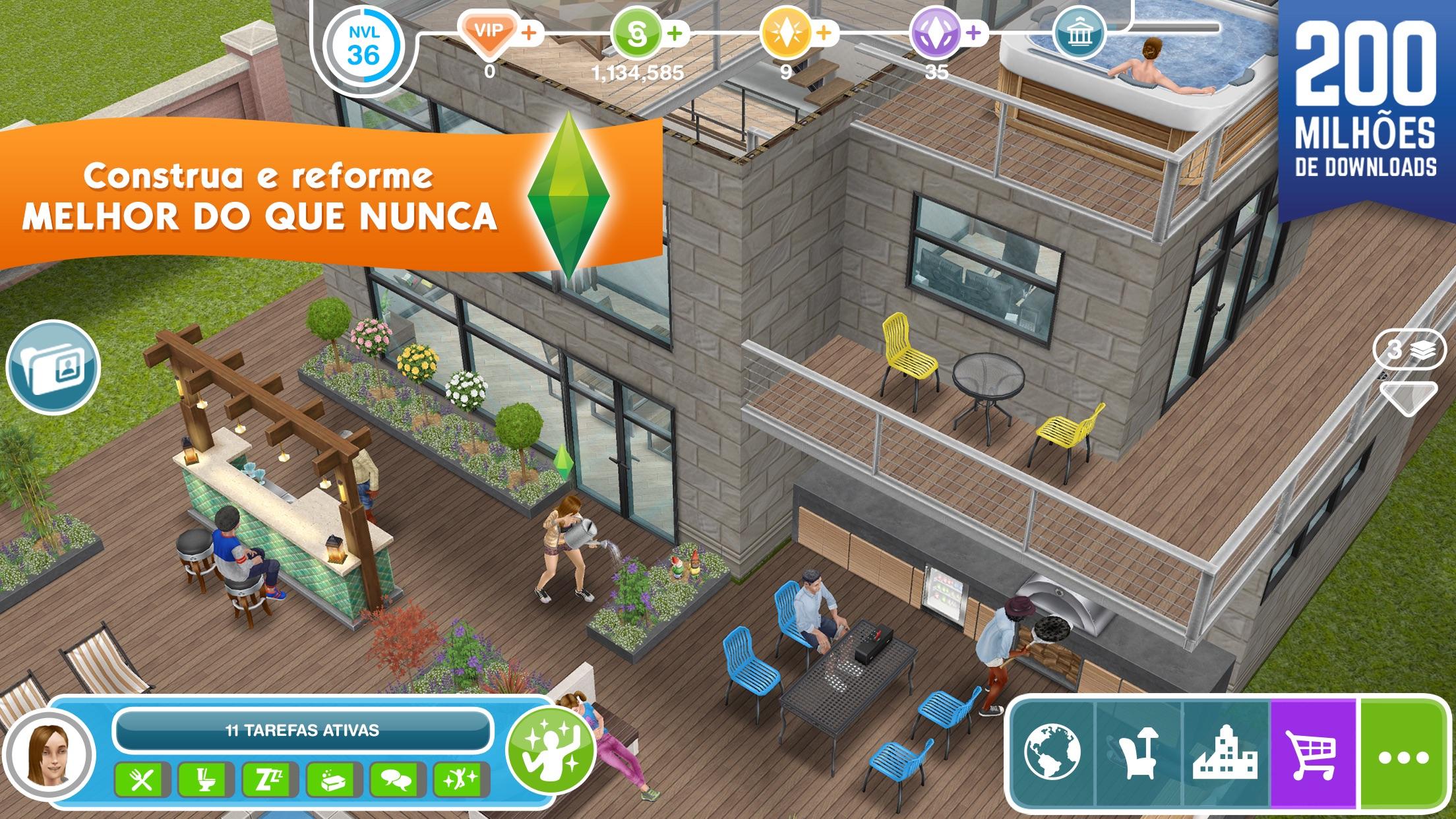 The Sims™ JogueGrátis Screenshot
